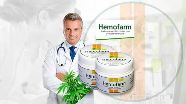 Crema Hemofarm pentru tratamentul hemoroizilor. Pareri si Opinii. Forum