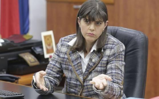 Laura Codruța Kovesi, urmărită penal pentru constituirea de grup infracțional organizat