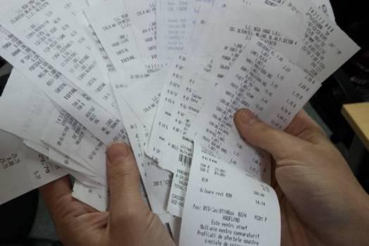 Loteria bonurilor fiscale. Astăzi aflăm câștigătorii lunii noiembrie