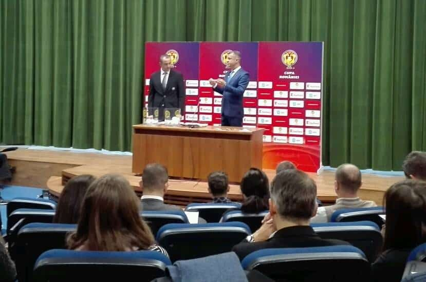 CUPA ROMANIEI: S-au tras la sorti MECIURILE din 16-imile editiei 2017-2018