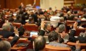 SCANDAL in PARLAMENT in timpul votului pentru desemnarea presedintelui ANRE