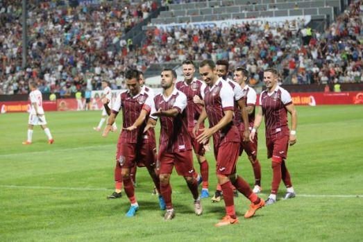 CFR Cluj a furat rețeta lui Gigi Becali! O nouă lovitură aplicată de ardeleni FCSB-ului