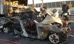Suceava: Cinci persoane carbonizate dupa un grav accident rutier