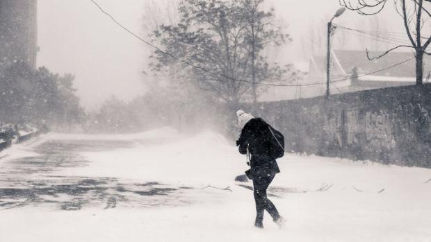 Avertisment de la meteorologi! Cod galben de viscol în patru județe din țară
