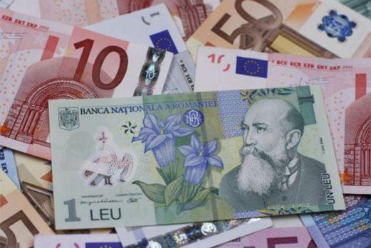 Curs valutar: Leul încearcă din răsputeri să țină piept monedei euro