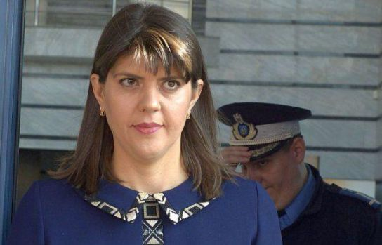 Financial Times despre Laura Kovesi: Femeia potrivită pentru postul de procuror-șef al Europei