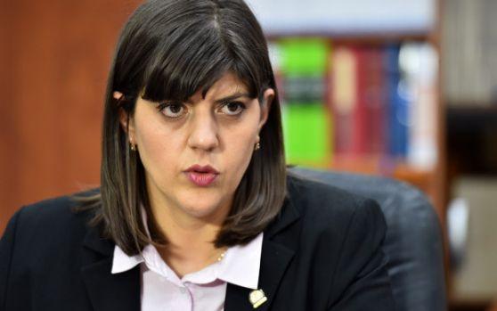 Laura Codruța Kovesi, Parchetul European, candidatura