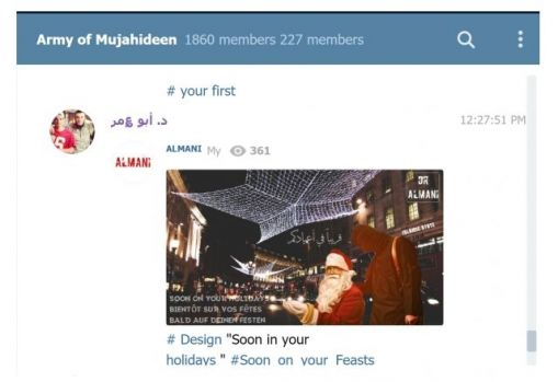 Statul Islamic anunță un Crăciun Însângerat: Curând de Sărbători! Ce țări sunt vizate de teroriști