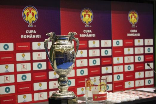 Tragere la sorți Cupa României: S-au stabilit meciurile din sferturile de finală