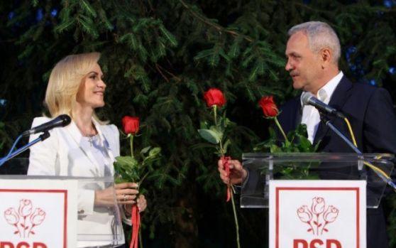 Gabriela Firea a anunţat că s-a împăcat cu Liviu Dragnea
