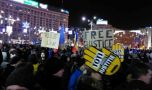 Protest în Piața Victoriei din Capitală, dar și în alte orașe din România