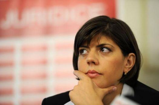 Laura Codruţa Kovesi a fost turnată de omul său de încredere din DNA