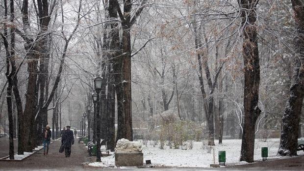 Iarna s-a instalat în România! Temperaturi aproape de ger în majoritatea regiunilor