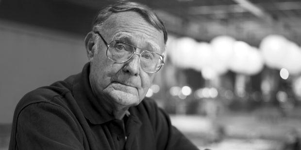 Fondatorul Ikea, miliardarul Ingvar Kamprad, a murit