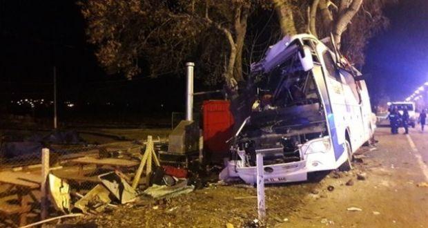 Turcia: Accident cu un autocar turistic soldat cu 11 morți și 46 de răniți