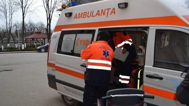 O ambulanță a ajuns de urgență la DIICOT acolo unde este audiat Alexandru Arșinel