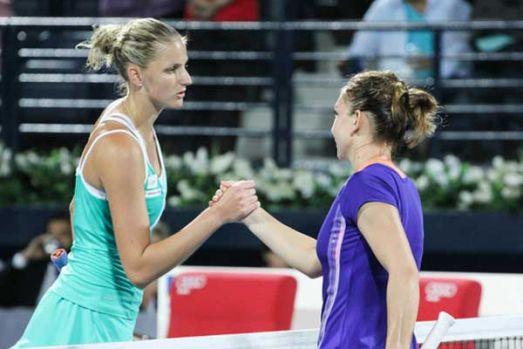 Australian Open: Organizatorii au anunțat ora meciului dintre Halep și Pliskova