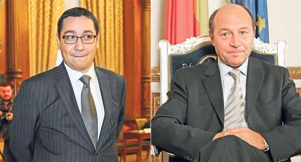 Băsescu a scăpat porumbelul: Ponta a fost ofițer acoperit la SIE! Mi-a spus omul care l-a recrutat