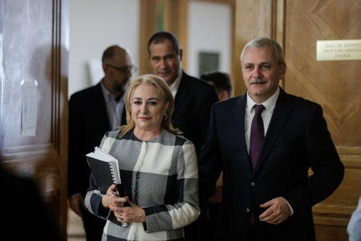 CEx PSD: Social democrații decid componența Guvernului Dăncilă. Numele noi din viitorul Cabinet
