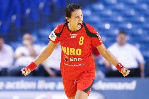 Cristina Neagu desemnată cea mai bună jucătoare de handbal