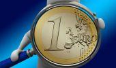 Curs valutar: Euro crește și se apropie de maximul istoric