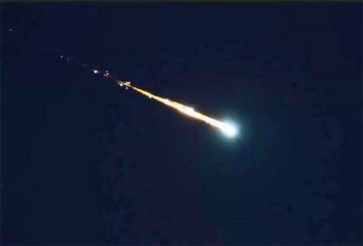 SUA: Un meteorit a căzut lângă Detroit și a provocat un cutremur