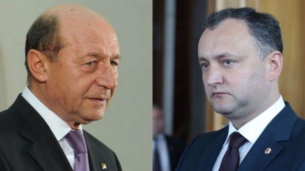 Traian Băsescu a pierdut o nouă bătălie în războiul cu Igor Dodon! Ironiile fostului președinte