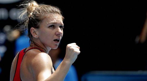 Simona Halep s-a calificat lejer în sferturile de finală de la Australian Open! Declarații