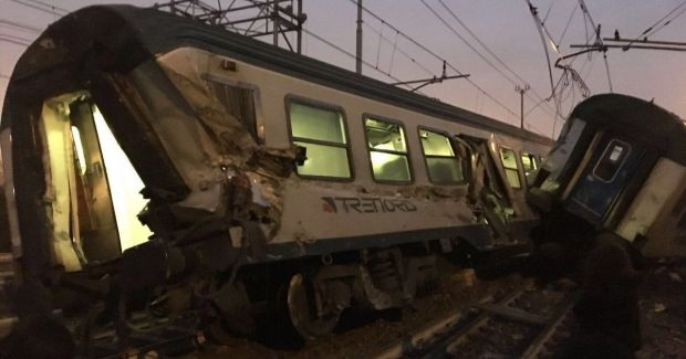 Italia: Accident feroviar grav, soldat cu mai mulți morți și peste 100 de răniți. Printre răniți s-ar afla și români! Reacția MAE