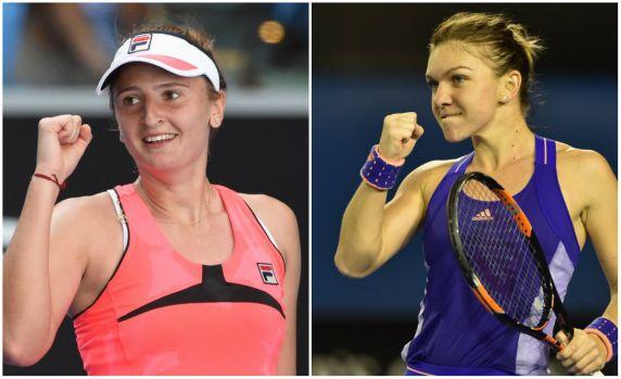 Turneu Shenzen: Simona Halep și Irina Begu se înfruntă în semifinalele competiției din China