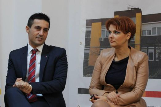 Olguța Vasilescu a petrecut sărbătorile cu iubitul într-o locație exotică