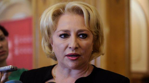 Viorica Dăncilă a anunțat lista ministrilor din noul Guvern