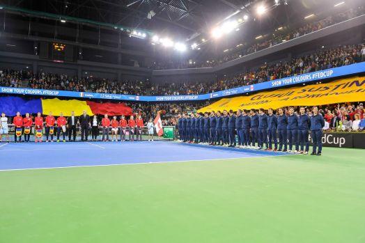 Fed Cup: Echipa României și-a aflat adversara din barajul pentru Grupa Mondială I