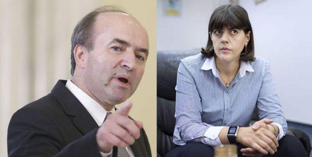 Tudorel Toader revine de urgență în țară! Ministrul trebuie să-i hotărască soarta Laurei Codruța Koveși