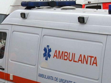 Galați: Un TIR a intrat într-un autobuz și șase călători răniți au ajuns la urgență