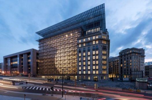 Alertă cu antrax în clădirea Consulatului României la Bruxelles