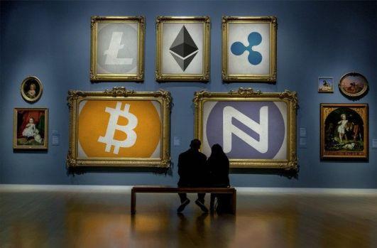 Cea mai mare companie de investiții din lume: Crypto monedele au o dezvoltare interesantă