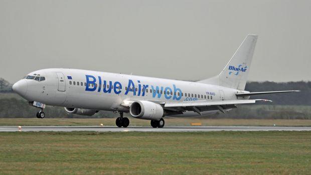 Blue Air a anulat cursele pe ruta Iaşi – Cluj – Timişoara!
