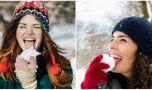 Ce se întâmplă dacă mănânci zăpadă! Chiar dacă este greu de crezut este…