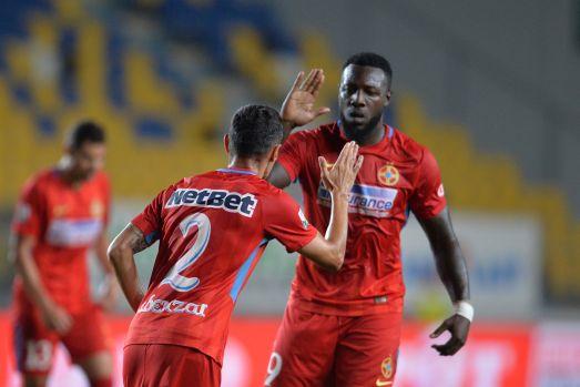 FCSB – Lazio Roma 1-0 (1-0) / Premieră istorică reușită de roș-albaștri! Bizonul a răpus gladiatorii