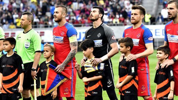 FCSB negociază cu un portar care a bifat o finală de Europa League