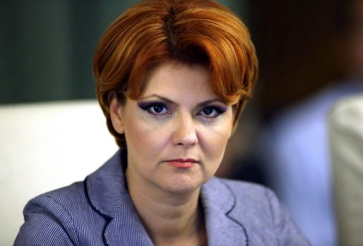 Olguţa Vasilescu: Îmi retrag candidatura pentru funcţia de vicepremier şi ministru al Dezvoltării
