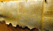 Unul dintre ultimele Manuscrise de la Marea Moartă a fost descifrat de cercetători