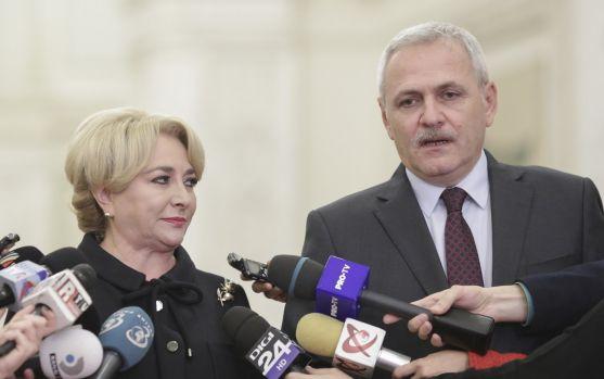 Prima contră între premierul Viorica Dăncilă și Liviu Dragnea
