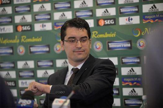 Răzvan Burleanu: Modificarea Legii Sportului duce la suspendarea FRF și imposibilitatea de a organiza EURO 2020 în România!