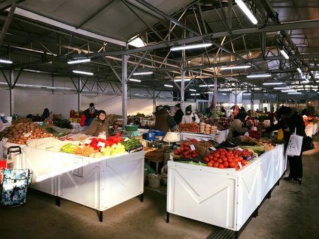 Piața Gorjului, cea mai ieftină piață din Sectorul 6