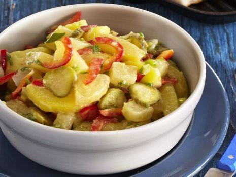 Rețete speciale pentru ultimele zile de iarnă! Salata orientală, delicioasă și ușor de preparat
