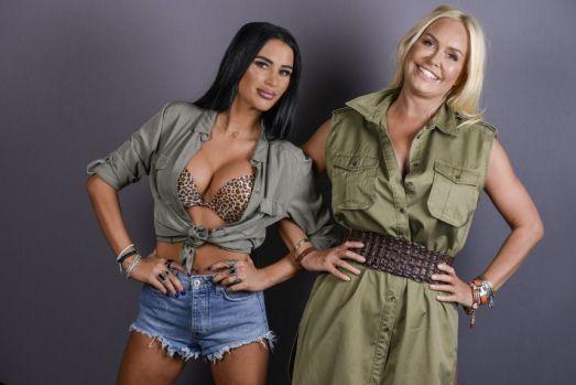 Tensiune la Asia Express! Daniela Crudu și Vica Blochina s-au contrat la autostop