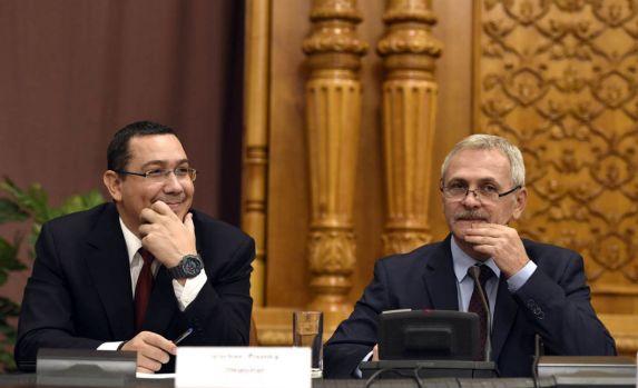 Victor Ponta i-a lansat provocarea supremă lui Liviu Dragnea: Cine pierde se lasă!