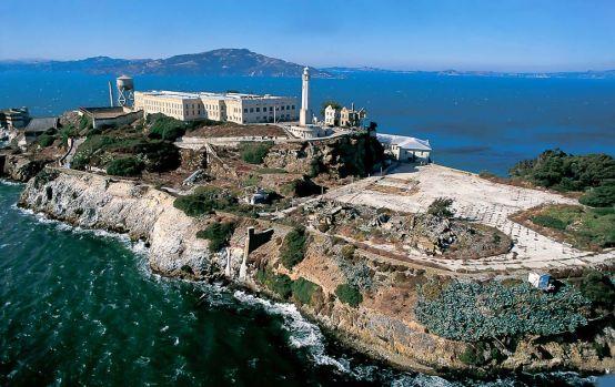 Alcatraz, cea mai sigură închisoare din lume, a fost închisă acum 54 de ani